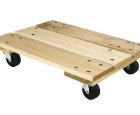 WD18x24 Heavy-Duty Hardwood Dolly