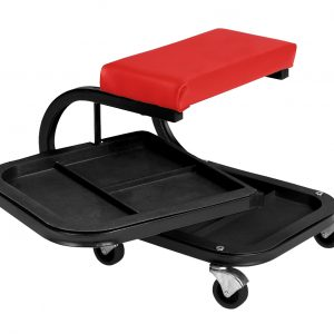 SPP25DTP- Creeper seat w/ black trays
